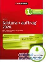 Lexware Faktura+Auftrag 2020 | Abonnement | Download