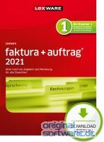 Lexware Faktura+Auftrag 2021 | 365 Tage Laufzeit | Download