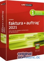 Lexware Faktura+Auftrag 2021 | 365 Tage Laufzeit | Minibox