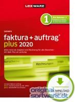Lexware Faktura+Auftrag Plus 2020 | 365 Tage Laufzeit | Download