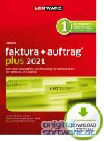 Lexware Faktura+Auftrag Plus 2021   365 Tage Laufzeit   Download