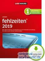 Lexware Fehlzeiten 2019   365 Tage Laufzeit   Download