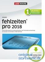 Lexware Fehlzeiten Pro 2018   365 Tage Laufzeit   Download