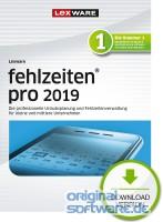 Lexware Fehlzeiten Pro 2019 | Abonnement | Download