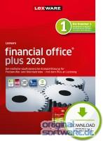 Lexware Financial Office Plus 2020 | 365 Tage Laufzeit | Download