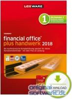 Lexware Financial Office Plus Handwerk 2018  365 Tage Laufzeit   Download