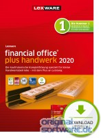 Lexware Financial Office Plus Handwerk 2020| 365 Tage Laufzeit  | Download
