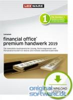Lexware Financial Office Premium Handwerk 2019| Abonnement | Download