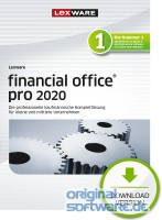 Lexware Financial Office Pro 2020 | 365 Tage Laufzeit | Download