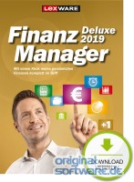 Lexware Finanzmanager Deluxe 2019 | Download