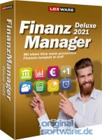 Lexware Finanzmanager Deluxe 2021   Minibox   Deutsch