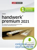 Lexware Handwerk Premium 2021   365 Tage Laufzeit   Download