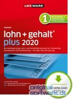 Lexware Lohn + Gehalt Plus 2020 | 365 Tage Laufzeit | Download