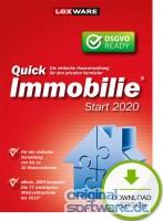 Lexware QuickImmobilie Start 2020 | 10 Wohneinheiten | Download