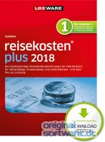 Lexware Reisekosten Plus 2018 | 365 Tage Version | Download