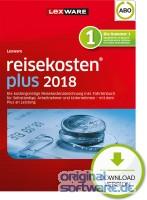 Lexware Reisekosten Plus 2018 | Abo-Vertrag | Download