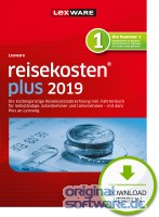 Lexware Reisekosten Plus 2019 | 365 Tage Laufzeit | Download