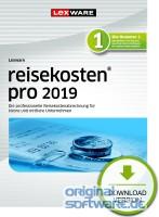 Lexware Reisekosten Pro 2019   365 Tage Laufzeit   Download
