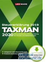 Lexware Taxman 2020 | Download | Steuererklärung 2019