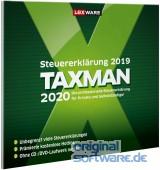 Lexware Taxman 2020 | FFP (frustfreie Verpackung) | Steuererklärung 2019