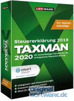 Lexware Taxman 2020 für Selbstständige   Minibox   Steuererklärung 2019
