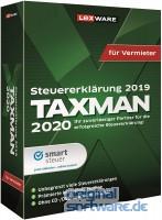 Lexware Taxman 2020 für Vermieter | Minibox | Steuererklärung 2019
