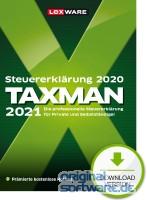 Lexware Taxman 2021 | Download | Steuererklärung 2020