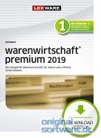 Lexware Warenwirtschaft Premium 2019 | Abonnement | Download