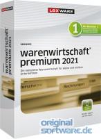 Lexware Warenwirtschaft Premium 2021 | 365 Tage Laufzeit | Minibox