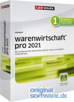 Lexware Warenwirtschaft Pro 2021 | 365 Tage Laufzeit | Minibox