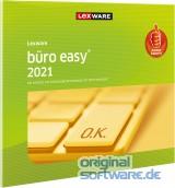 Lexware büro easy 2021 | 365 Tage Version | FFP (frustfreie Verpackung)