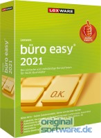 Lexware büro easy 2021 | 365 Tage Version | Minibox