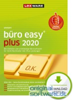 Lexware büro easy plus 2020 | 365 Tage Laufzeit | Download