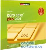 Lexware büro easy plus 2021 | 365 Tage Laufzeit | FFP (frustfreie Verpackung)