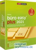 Lexware büro easy plus 2021 | 365 Tage Laufzeit | Minibox