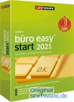 Lexware büro easy start 2021 | 365 Tage Version | Minibox