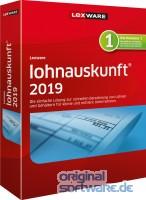 Lexware lohnauskunft Netzwerkversion 2019 | Abonnement | Download