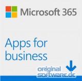 Microsoft 365 Apps for Business   1 Jahr Abonnement   Download   Mehrsprachig