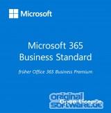 Microsoft 365 Business Standard   1 Jahr Abonnement   Open Lizenz