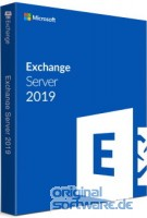 Microsoft Exchange Server 2019 Standard | Serverlizenz | Open NL