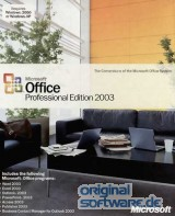 Microsoft Office 2003 Professional | SB|OEM | CD | Englisch