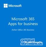 Microsoft Office 365 Business | 1 Jahr Abonnement | Open Lizenz