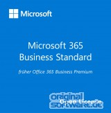 Microsoft Office 365 Business Premium | 1 Jahr Abonnement | Open Lizenz