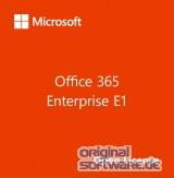 Microsoft Office 365 E1 | 1 Jahr Abonnement | Open Lizenz