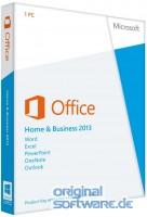 Microsoft Office Home & Business 2013 | Deutsch | PKC Version