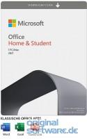 Microsoft Office Home & Student 2021   1 PC/MAC   Dauerlizenz   Download
