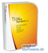 Microsoft Office Standard 2007 | CD Retail Box | Deutsch