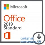 Microsoft Office Standard 2019 | Open Lizenz | Windows