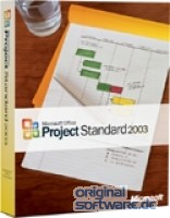 Microsoft Project 2003 Standard | CD Version | Deutsch
