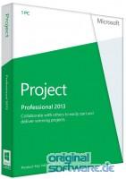 Microsoft Project Professional 2013   PKC   Deutsch